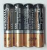 1.5V LR03 AAA alkaline duracel battery