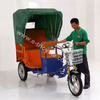 electric pedicab rickshaw for passenger