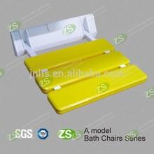 La sicurezza del bagno sedie bagno pieghevole sedia/sedile doccia