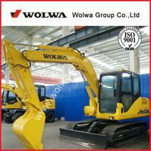 New full hydraulic excavator 9 ton crawler excavator