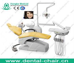 fauteuil de dentiste/ plastic fish/ poisson en plastique