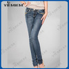 YIEMIEM 2014 Newest Woman Fashion Jeans Skinny Blue Jean Made in China Jeans Factory