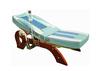 electric lift whole body jade and tourmaline massage bed