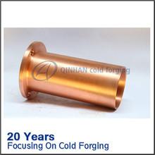 fornitura di mercato europeo flangia di rame cilindro di forgiatura