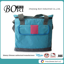 2014 thermal lunch bag insulated lunch bag 6-pack cooler tote bag