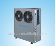 36KW Air source high temperature heat pump(monoblock type, max 80C outlet water)