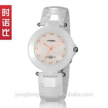 New ceramic pair watches, japan quartz, 1143GL
