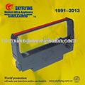 Fornecimento fabricante compatível, oem fita impressora para epson erc-38,34, br 30/roxo/preto, nylon 66,100% garantida