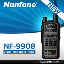 NF9908 UHF digital walki talki with OLED display