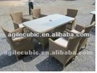 fashionable style rattan outdoor furniture