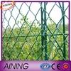 Cattle chain link fence/garden fences pvc coated chain link fence/indoor chain link fence