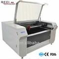 laser più nuovo di taglio macchina per incisione con piattaforma di sollevamento