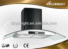 2014 hot touch screen kitchen chimney vent hood range hood BST-WTTS90-C02