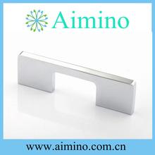 Furniture Hardware 96mm chorme zinc czbinet zinc die casting handles