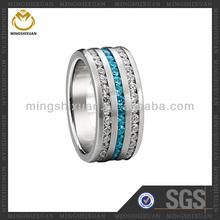316L custom stainless steel mens rings