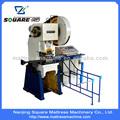 Automática qd-2b sofá de la primavera de flexión y de corte de la máquina de primavera zig-zag de la máquina
