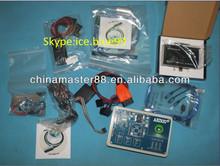 Ak500inteligentes clave programador con adaptador hc705 eis skc& calculadora de base de datos de disco duro para el benz