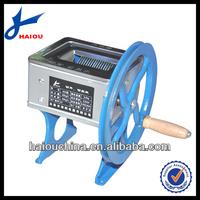 manual hand export meat slicer