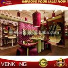 New Creative Design Wood Decoration Perfume Shop
