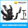 Wieldy dslr video camera steadicam /steadycam