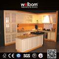 popular pvc blanco cocinas y muebles de cocina