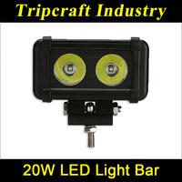 New Item! 20W LED WORKLIGHT 10-30V Creee LEDs / tractor Offroad Working Lamp/LED Fog Light