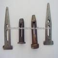 aço madeira compensada formulário standrad pino redondo