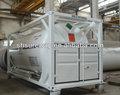 الصين شريط قدم 20 20 مصنع للحاويات المبردة خزان الوقود السائل