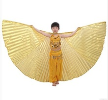 Belly dance wings Belly dance isis wings P-9025#