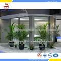 rodada de clarabóias tampa do telhado peso leve transparente de policarbonato oca folha de plástico e de vidro de folha