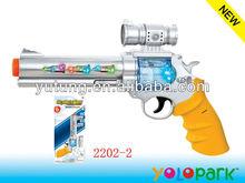 2013 novos e venda quente crianças brilhante arma de brinquedo