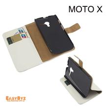 for motorola Moto X Phone leather wallet case