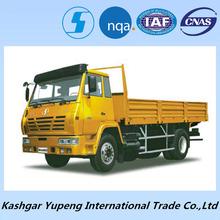 SHACMAN diesel light transportation cargo truck, lorry truck