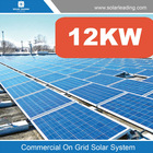 Solar company photovoltaic panel supplier and PV energy 12Kw photovoltaic electric system