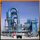 Large-scale powder grinding fluorite raymond mill