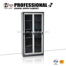 best top quality new apply medical office cabinet with glsaa door