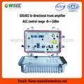 bidireccional catv amplificador de línea