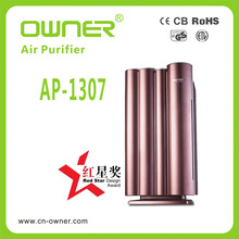 2014 Living Green Fresh Air Purifier Ionizer Cleaner for smoking room