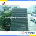 16mm panel density of plastic pc material greenhouse equipment sheet