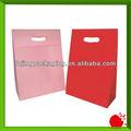 Tamaño pequeño regalo o accesorios de bolsas de papel