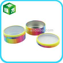 mini metal tin can packaging box