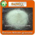 Nitrato de bario 99.5% granular para la fórmula de nitrato de bario