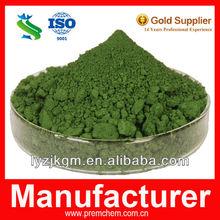 ossido di cromo verde ossido di cromo verde pigmento rivestimento di rotolamento in lamiera