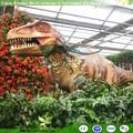 grandes dinosaurios de plástico para simulador de juego de la diversión