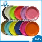 Party Decoration Set Paper Plates