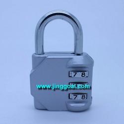 Digit lock