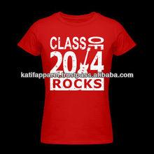 Women Print t-shirts, Rock printed t shirt for women