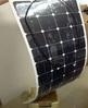 Semi flexible solar panel 100w mono for boat , yacht