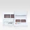Menow E13008 makeup kit eyebrow powder with brush