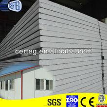 Panel Prefabricated Core EPS Galvinized Steel